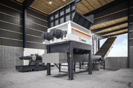 Metso expands its M&J pre-shredder portfolio for waste recycling with two new models