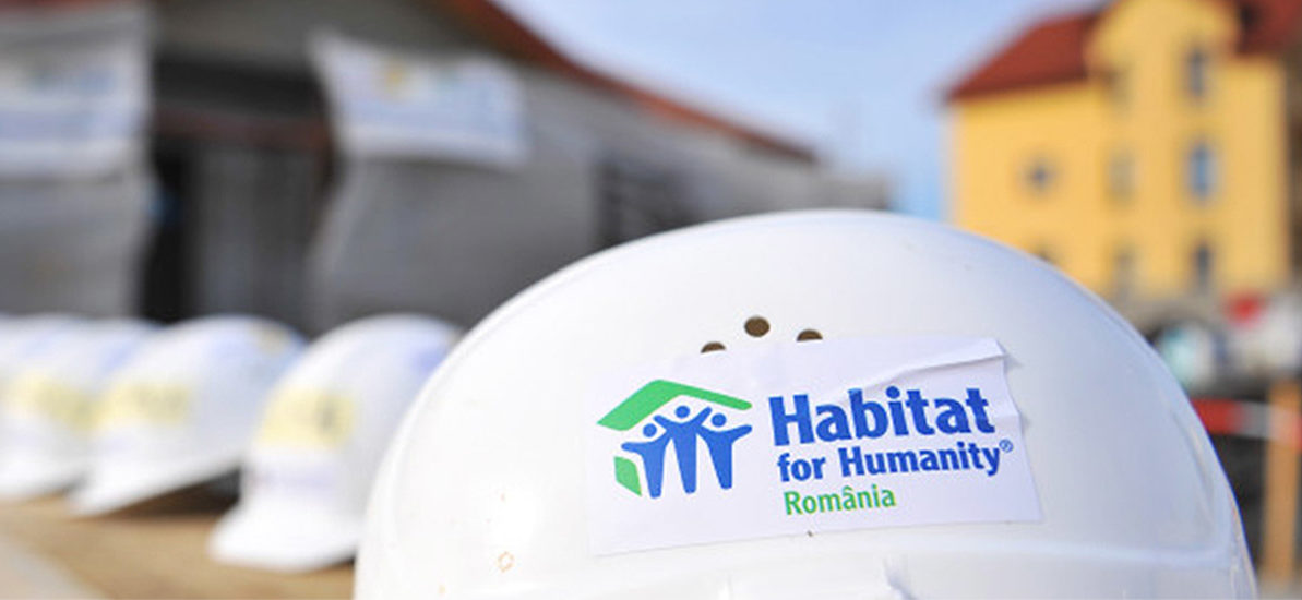Habitat for Humanity Romania & Saint-Gobain