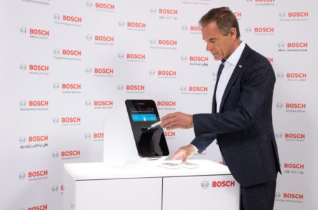 In the coronavirus crisis, Bosch is committed to both technological innovations and climate action