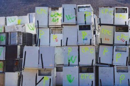 Cum se reciclează un frigider: tratamentul deșeurilor DEEE periculoase