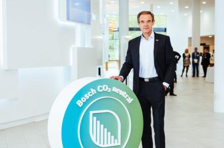 Bosch va fi neutră din punct de vedere al emisiilor de carbon până în 2020